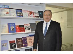 """Lokman Durak: """"Türkiye'de Eğitim Yayıncılığı Hak Ettiği Yerde Değil"""""""