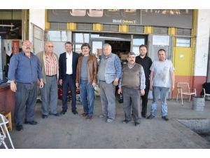 Silifke Belediyesi Sanayi Yollarını Asfaltlayacak
