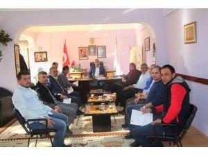 Hisarcık Belediyesi'nin Mart Ayı Meclis Toplantısı Yapıldı