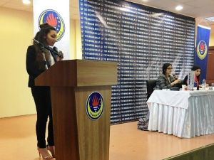 Gaziantep Kolej Vakfı TED Mersin Forumu'nda