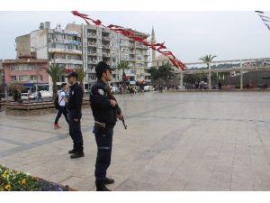 Aydın'da Güvenlik Tedbirleri Arttırıldı