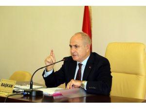 """Başkan Akgün: """"Büyükçekmece Bölgesine Eğitim Ve Araştırma Hastanesi Şart"""""""