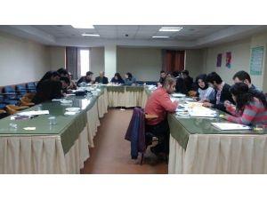 Adıyaman'da Kurum Ve Kuruluşlara Proje Döngüsü Ve Yönetimi Eğitimi Verildi