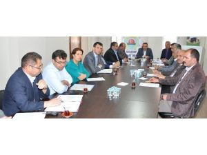 Aksaray'da Tarım Ve Hayvancılık İstişare Meclisi Kuruldu