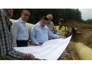 DSİ'den Manavgat'a 171 Milyon 357 Bin 359 TL Yatırım