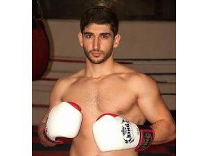 Sırp rakibi ile karşılaşacak Kick boksçu Erdoğan, şampiyonluk istiyor