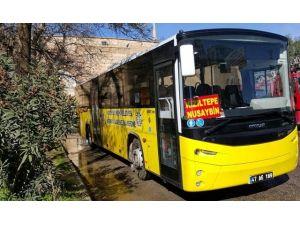 Nusaybin-Kızıltepe otobüs seferleri başladı