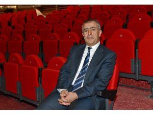 Türkiye'nin En Büyük Oditoryumuna Sahip Kongre Merkezi Gün Sayıyor