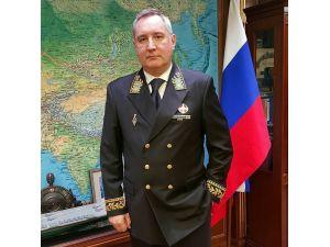 Rusya Başbakan Yardımcısı Bakü'ye geldi