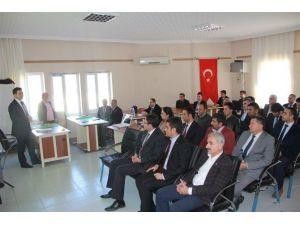 Sincik'te Proje Döngüsü Ve Yönetimi Eğitimi