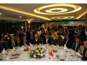 Şanlıurfa'da İstişare Ve Sinerji Toplantısı Düzenlendi