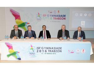 Okul Sporları Olimpiyatları Koordinasyon Toplantısı yapıldı
