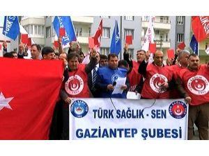 Sağlık Çalışanlarından PKK'ya Kırmızı Kart