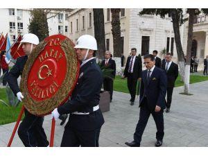 Cumhurbaşkanı Tayfur Sökmen, ölüm yıl dönümünde anıldı
