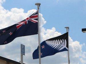 Yeni Zelanda Bayrağının Değişimi İçin Oylama Başladı