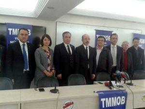 TMMOB'dan İş Kazalarına Tepki Açıklaması