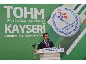 Kayseri TOHM Sporcuları Madalyaya Doymuyor
