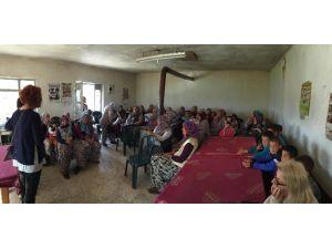 Aile İçi İletişim Semineri Kırsal Mahallelerde