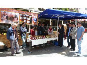 Somalı kadınların ürettiği organik ürünler Ankara'da satışa sunulacak