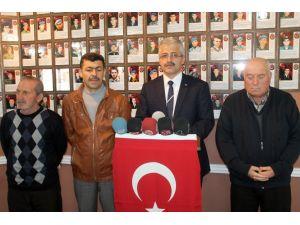 Sivaslı şehit ailelerinden Demirtaş'a tepki