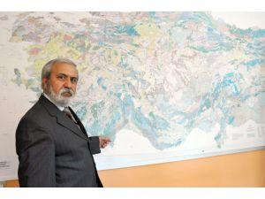 Jeoloji Mühendisleri Odası Antalya Şube Başkanı: Kaygıyla izliyoruz