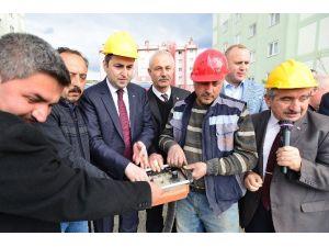 Tokat'ta Cami Temeli Atıldı