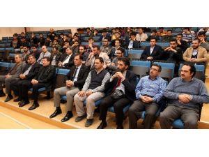 Yazar Mümin Munis'den Osmanlı Tarihi Ve Tasavvuf Konferansı