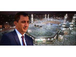 Yavuzeli Belediye Başkanı Sakaroğlu Umre Yolcusu