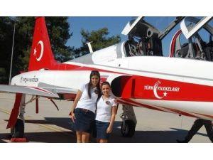 Dünya Havacı Kadınlar Haftası Antalya'da Kutlanıyor