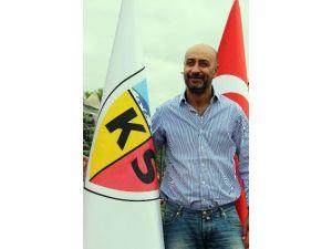 Kayserispor'da Tolunay Kafkas İstifa Etti