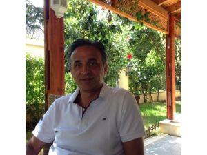AK Parti Marmaris İlçe Başkanı Osman Ülgen Oldu