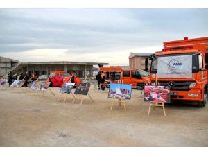 Van'da 'Deprem Haftası' Etkinlikleri