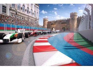 Azerbaycan'da Formula 1 için vize alımı kolaylaştırıldı