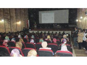 Bozova'da Vatandaşlar İlaç Kullanımı Konusunda Uyarıldı