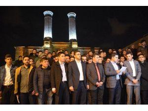 Genç STK Temsilcilerin'den Aydın'a Tepki