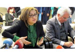 Avrupa Birliği Heyetinden, Fatma Şahin'e Ziyaret