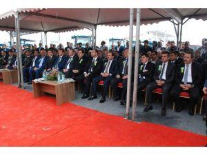 Şanlıurfa'da Gıda Tarım Ve Hayvancılık Fuarı Açıldı