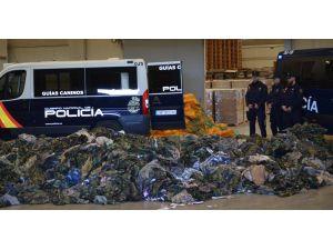 IŞİD'in üniformaları İspanya'dan