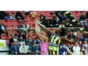 Fenerbahçe: 83 – Abdullah Gül Üniversitesi: 64