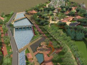 Kırşehir'de 650 Kişilik Piknik Alanı Açılacak