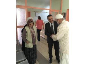 Başkan Tutal, Hastaları Ziyaret Etti
