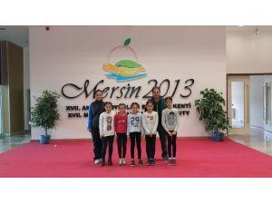 Aydınlı Minik Sporcular Türkiye Şampiyonasına Gidiyor