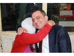 Başkan Sağıroğlu Vatandaşın Sevgilisi