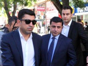 Demirtaş ile 5 HDP'li Vekil Hakkındaki Fezleke Meclis'te