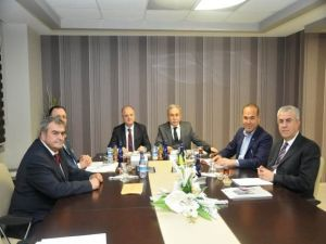 Çka Yönetim Toplantısı Adana'da Yapıldı