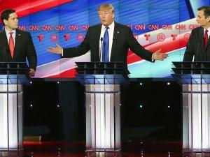 Cumhuriyetçilerde Trump tartışması büyüyor