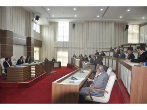 Vali Yavuz, İl Genel Meclis Toplantısına Katıldı