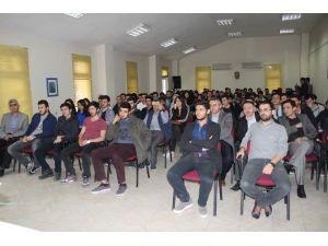 DTSO Başkanı Çakır Öğrenciler İle Bir Araya Geldi