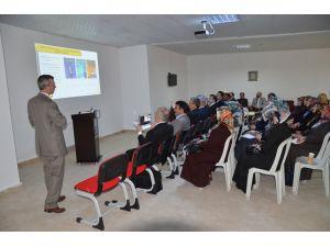 Müftülük, eğitim hizmetleri semineri düzenledi