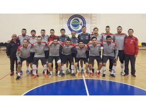 Futsal Milli Takımı, Kosova'ya 6-4 mağlup oldu